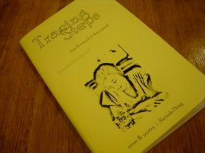 Tracing Steps Chapbook